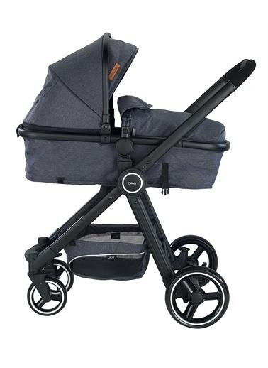 Baby2go Baby2Go Joy Travel Sistem Bebek Arabası Siyah